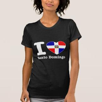 I love Santo Domingo Tshirts
