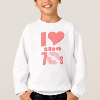 I Love the 70s T Shirts