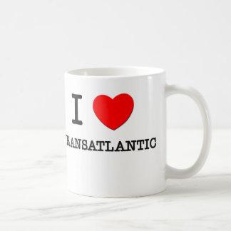 I Love Transatlantic Basic White Mug