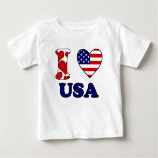 I love USAS Shirt