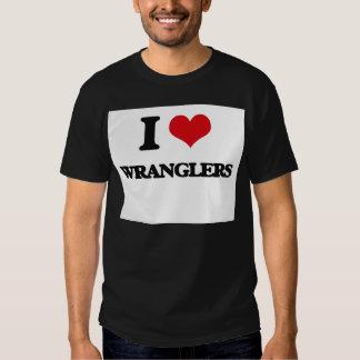 I love Wranglers Shirts