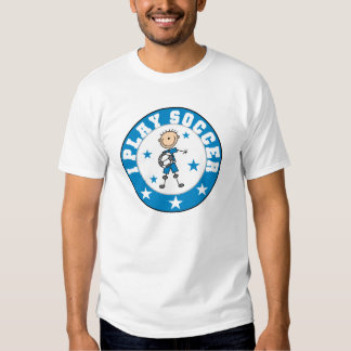 I Play Soccer  T-shirt