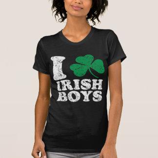 I Shamrock Irish Boys T-shirts