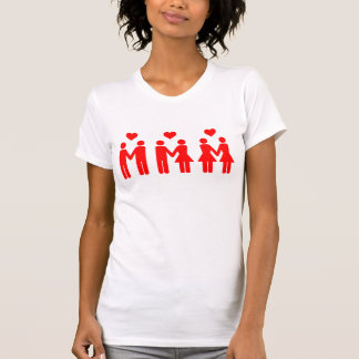 I SUPPORT EQUAL MARRIAGE TEES