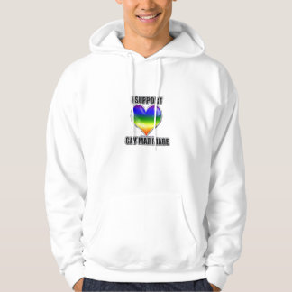 I support gay marriage hoodie