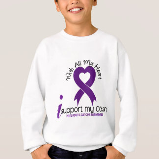 I Support My Cousin Pancreatic Cancer Shirt