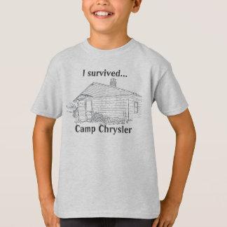 I Survived Camp Chrysler Shirt