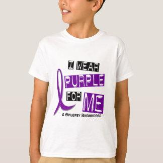 I Wear Purple For Me 37 Epilepsy Tee Shirts