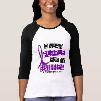 I Wear Purple For My Best Friend 37 Epilepsy T-shirts