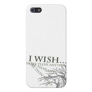 I Wish iPhone Case iPhone 5/5S Cases