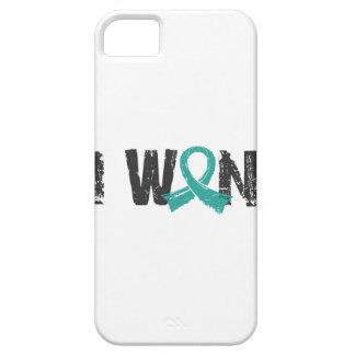 I Won Peritoneal Cancer iPhone 5 Covers