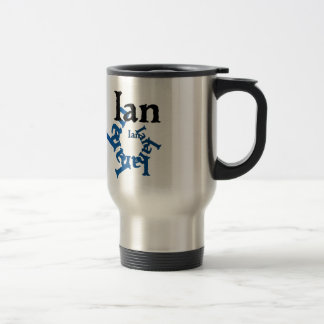 Ian Stainless Steel Travel Mug