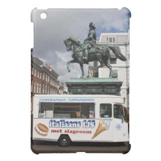 Ice cream vendor and statue case for the iPad mini