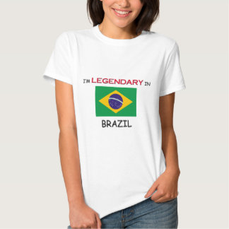 I'd Rather Be In BRAZIL Shirts