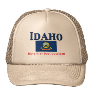 Idaho Motto Cap