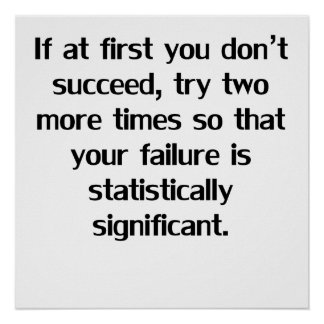 If At First You Don't Succeed Poster