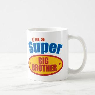 I'm a Super Big Brother Basic White Mug