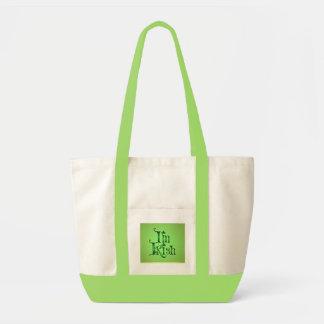 I'M IRISH by SHARON SHARPE Impulse Tote Bag