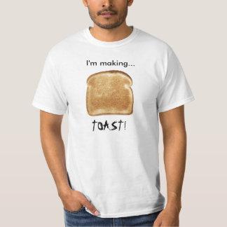 I'm making... TOAST! Invader Zim shirt. Tshirts