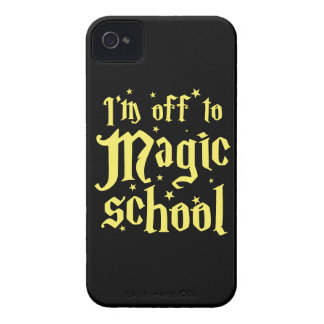 I'm off the Magic school iPhone 4 Case-Mate Cases