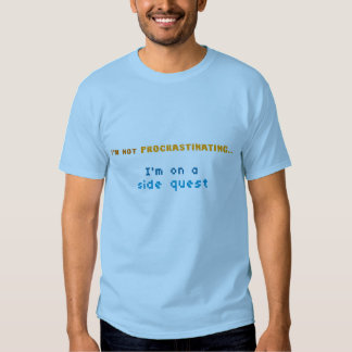 I'm on a Side Quest T-shirt