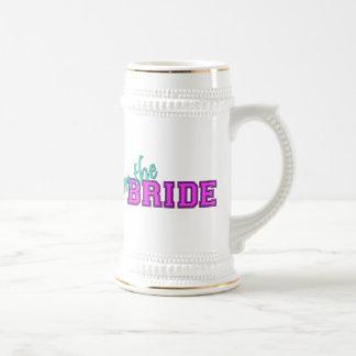I'm The Bride Beer Steins