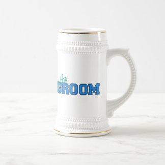 I'm The Groom Beer Steins