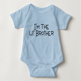 Im The Lil Brother Tshirt