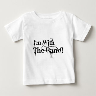 I'm With The Band! Tees