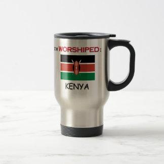 I'm Worshiped In KENYA Stainless Steel Travel Mug