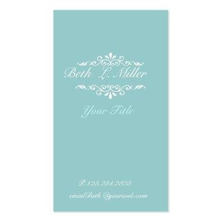 In Between Modern Elegant Artistic Professional Pack Of Standard Business Cards