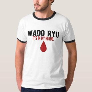 In My Blood WADO RYU Tee Shirt