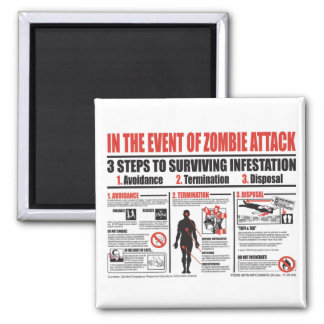 In The Event of Zombie Attack: MAGNET