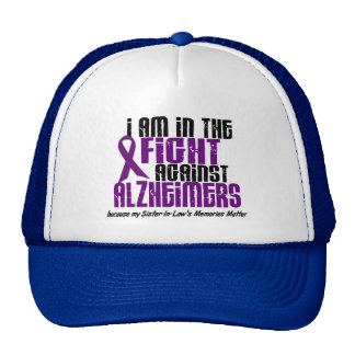 In The Fight Against Alzheimer's SISTER-IN-LAW Cap
