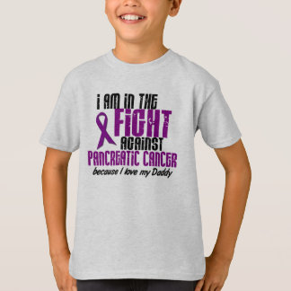 In The Fight Against Pancreatic Cancer Tshirt