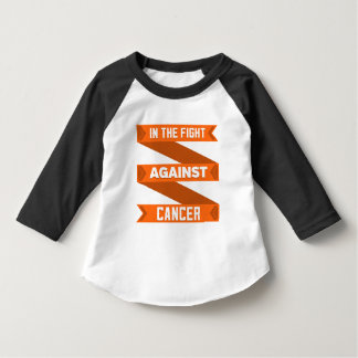 In The Fight Against Skin Cancer Infant T-Shirt