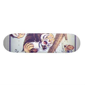 In the land of oz 21.6 cm old school skateboard deck