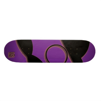 In Your Face Logo Deck Skate Board Deck