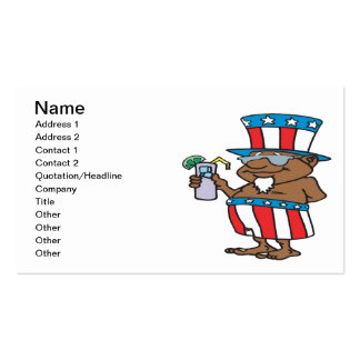 Independence Pack Of Standard Business Cards