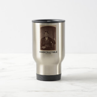 Indestructible (Phineas Gage) Stainless Steel Travel Mug