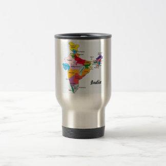 India Map Mug