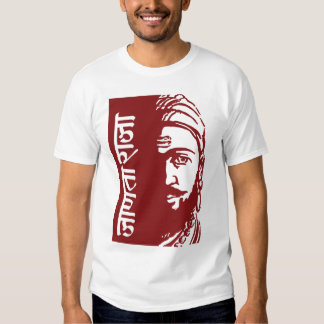 Indian Historical King Shivaji T Shirts