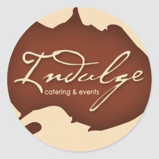 Indulge Stickers