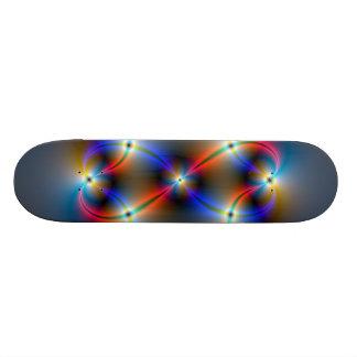 Infinite Neon Skate Decks