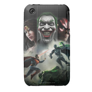 Injustice: Gods Among Us Case-Mate iPhone 3 Case