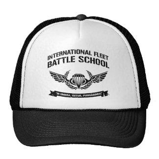 International Fleet Battle School Ender Cap