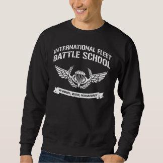 International Fleet Battle School Ender Pull Over Sweatshirts