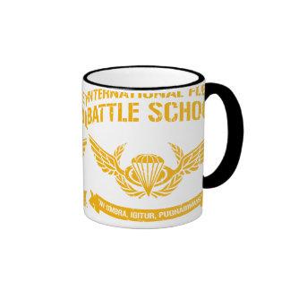International Fleet Battle School Ender Ringer Mug