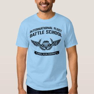 International Fleet Battle School Ender T-shirt