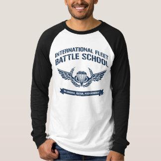 International Fleet Battle School Ender T Shirts